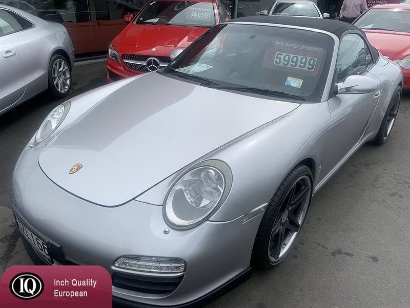 image-2, 2005 Porsche 911 CARRERA at Christchurch