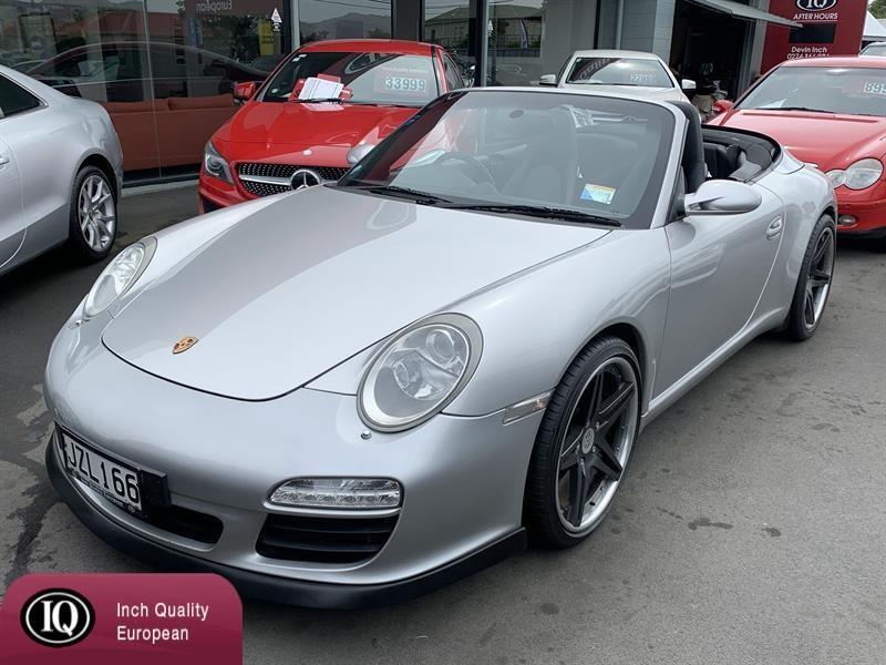 image-10, 2005 Porsche 911 CARRERA at Christchurch