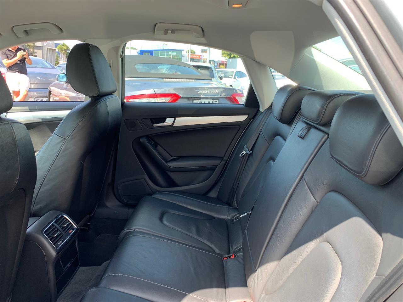 image-6, 2008 Audi A4 2.7 TDI V6 Sedan at Christchurch