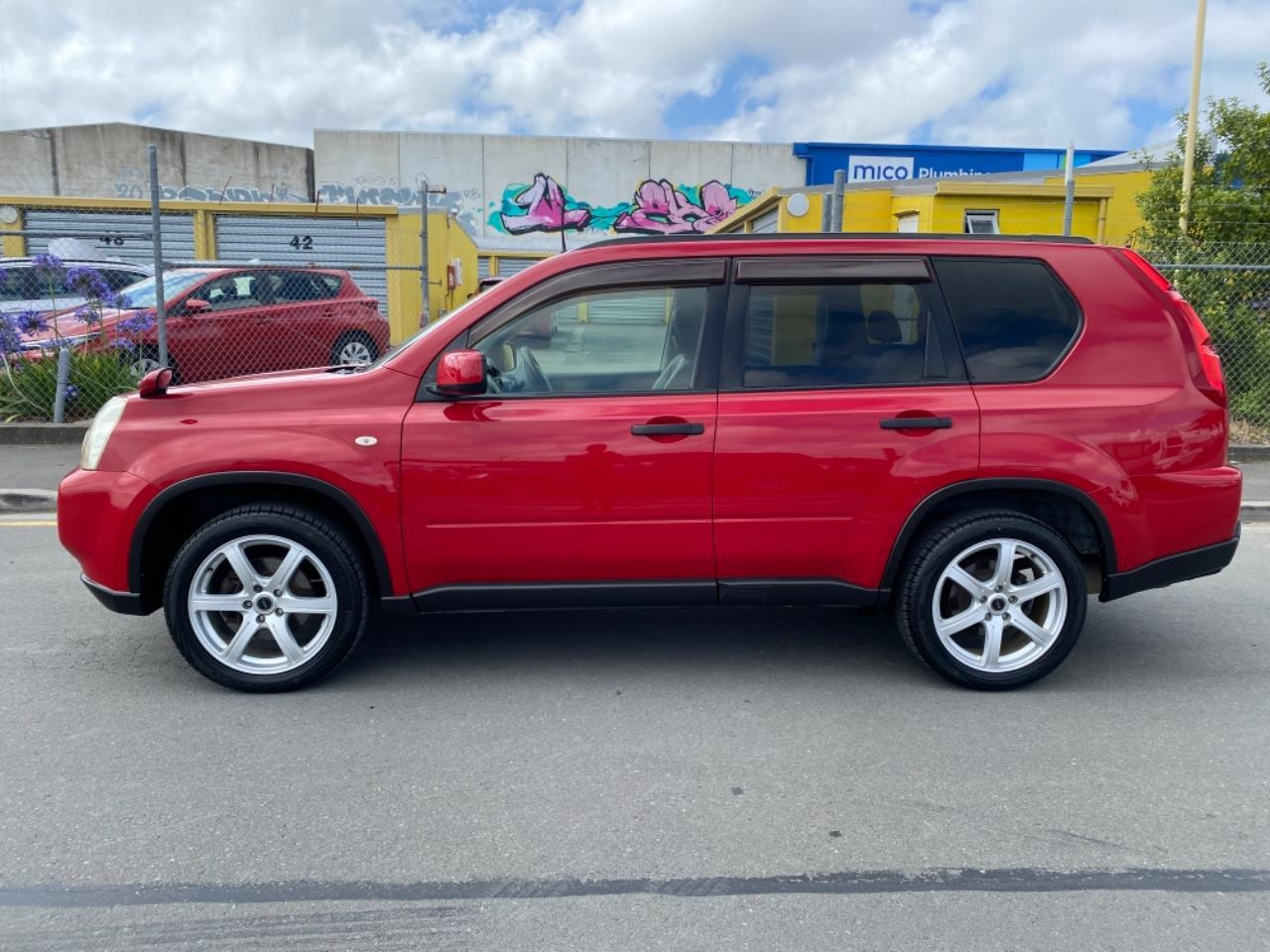 image-3, 2007 Nissan X-TRAIL 20S 4WD at Christchurch