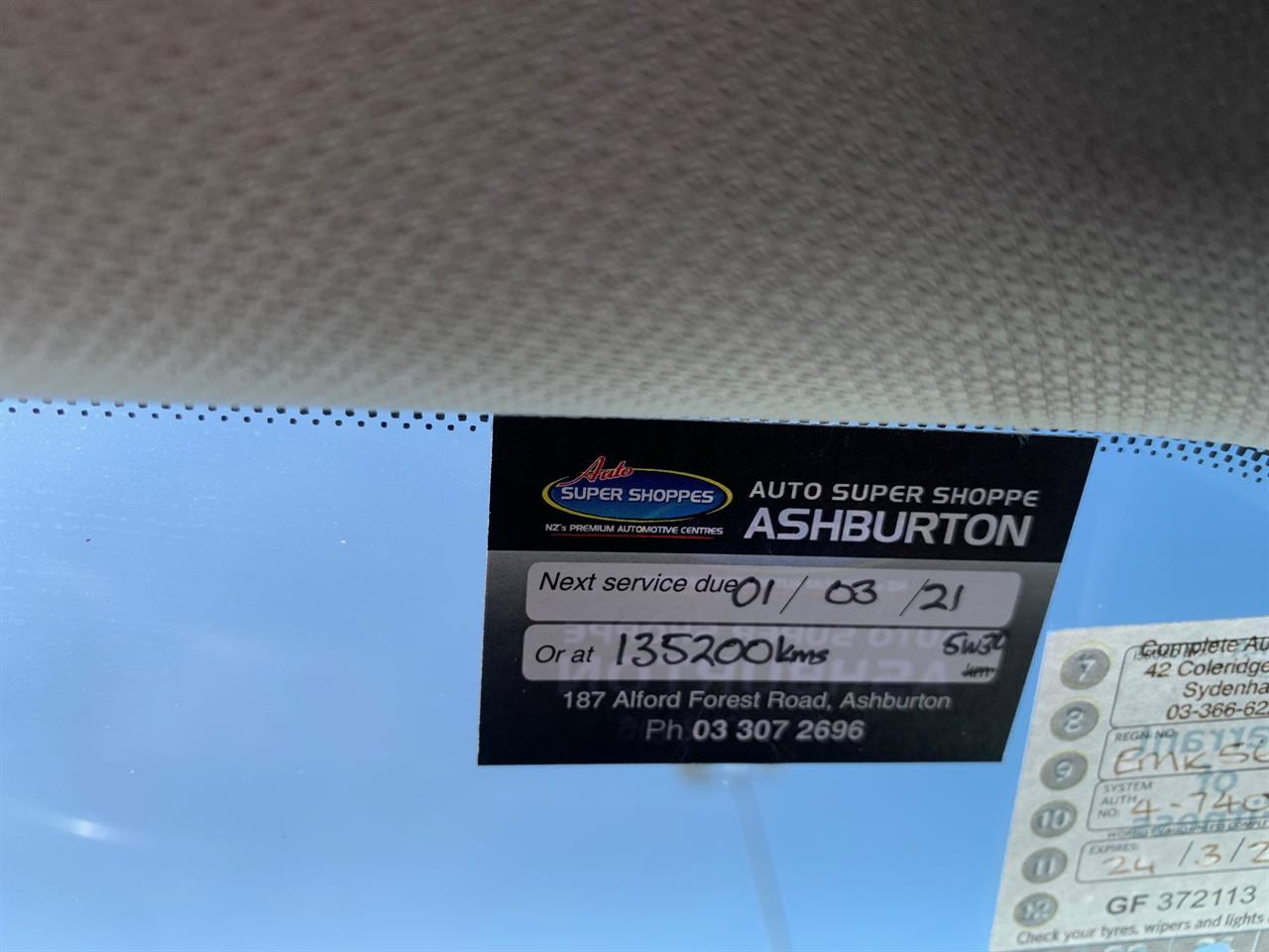 image-9, 2008 Audi A4 2.7 TDI V6 Sedan at Christchurch