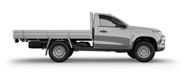 image-1, 2021 Mitsubishi Triton Single Cab auto 2wd cab cha at Christchurch