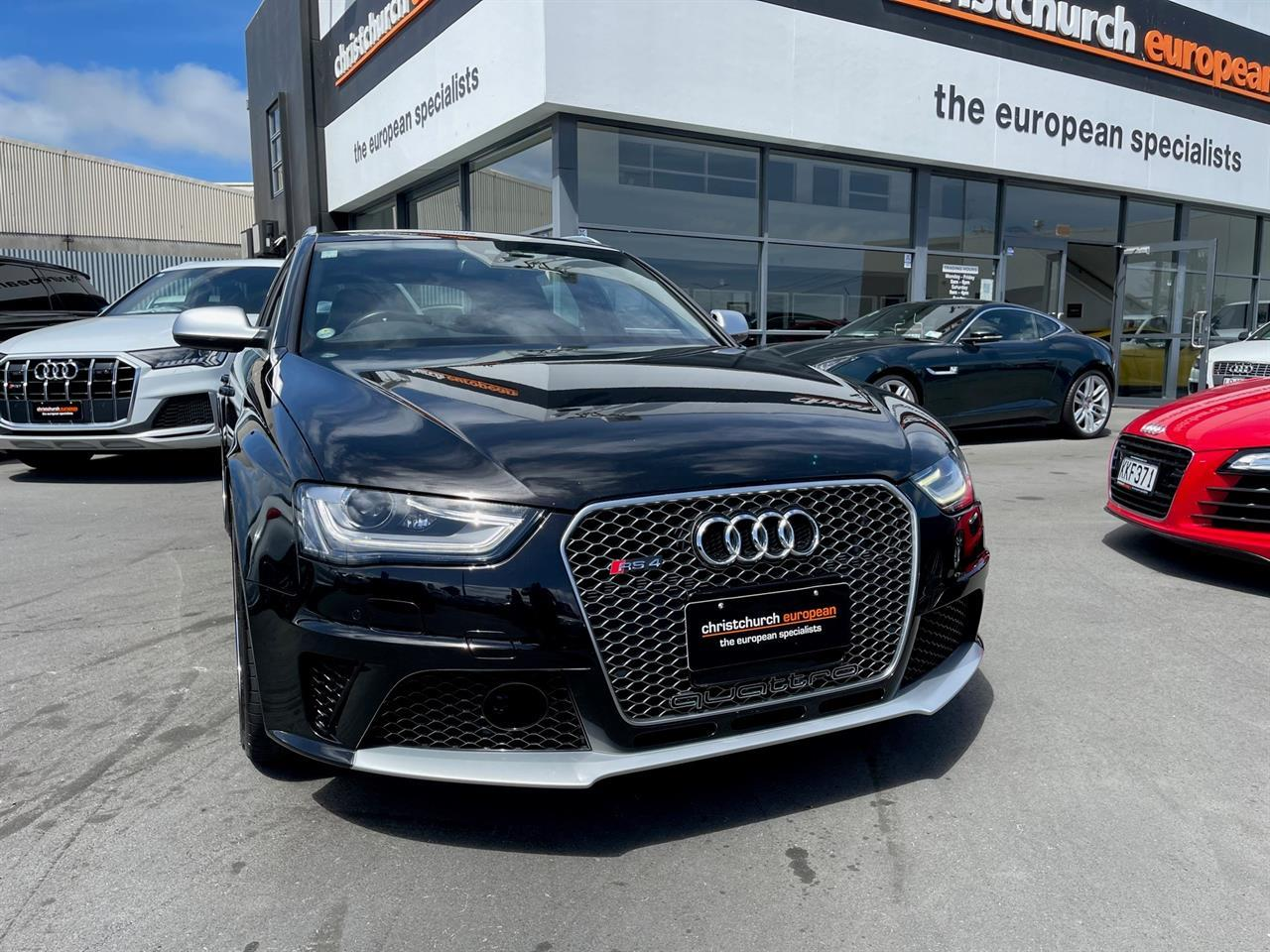 image-1, 2013 Audi RS4 4.2 V8 FSI Quattro Black Pack Wagon at Christchurch