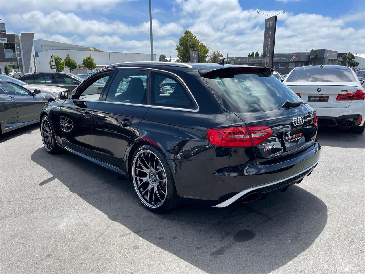 image-4, 2013 Audi RS4 4.2 V8 FSI Quattro Black Pack Wagon at Christchurch