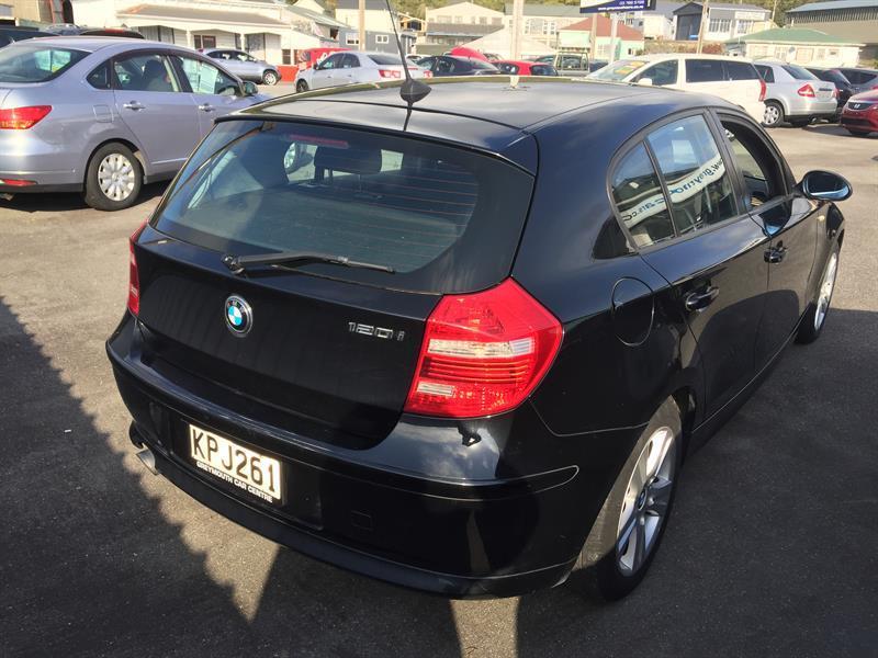 image-3, 2007 BMW 120i at Greymouth