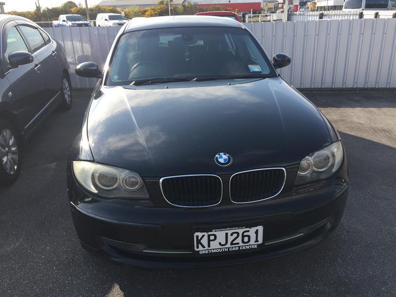 image-1, 2007 BMW 120i at Greymouth