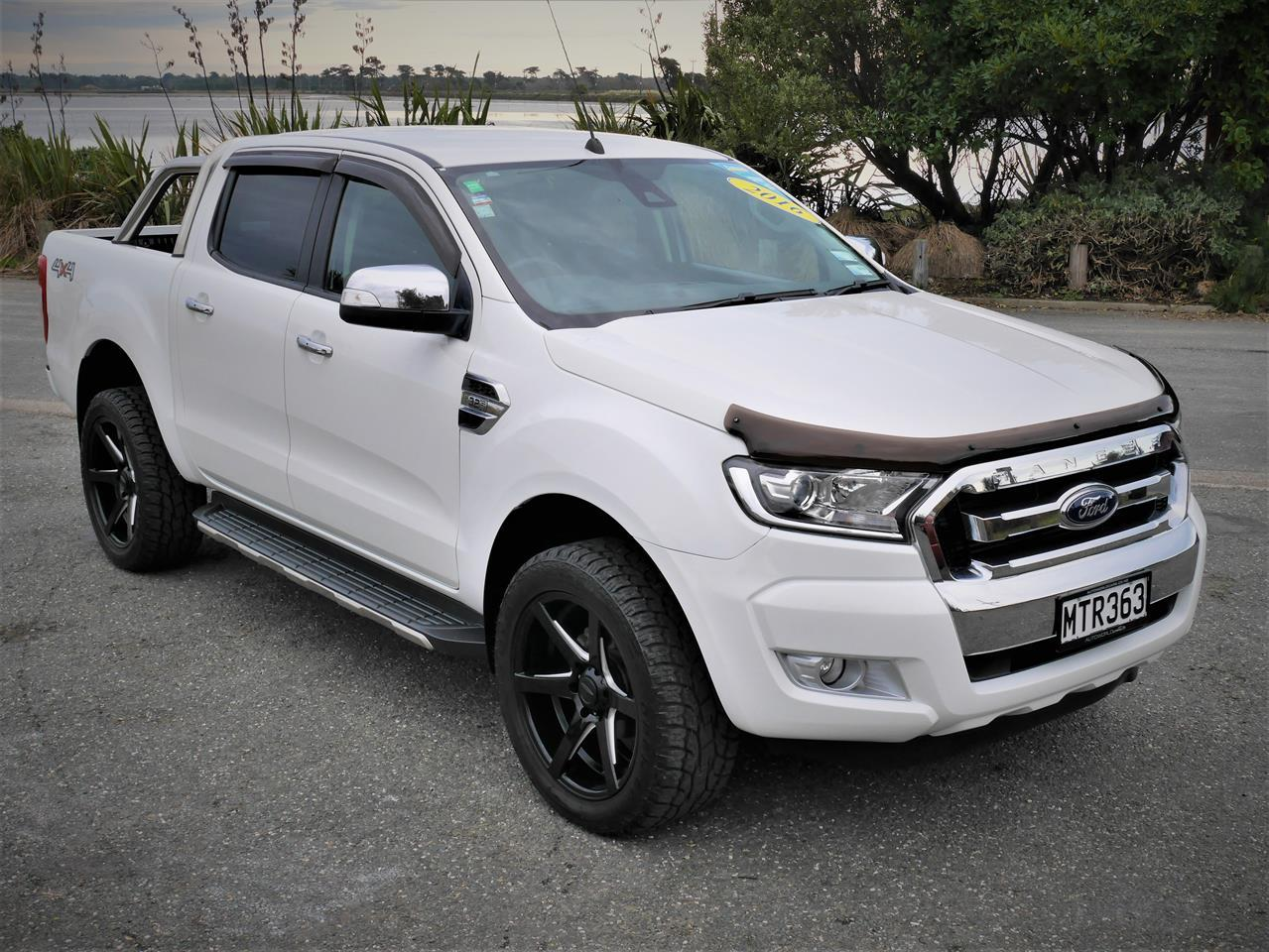 image-1, 2016 FORD RANGER XLT 3.2TD 4WD double cab at Invercargill