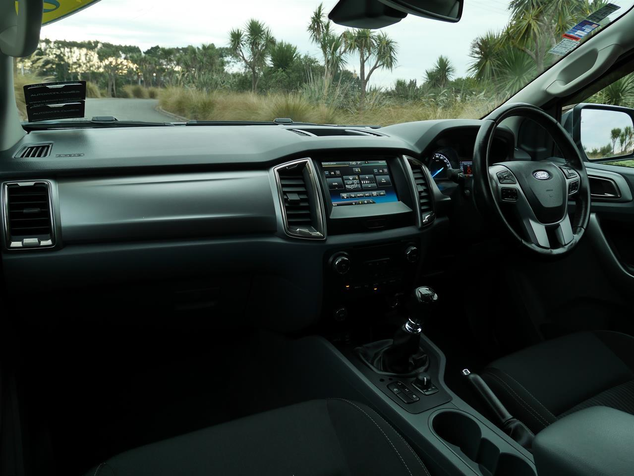 image-6, 2016 FORD RANGER XLT 3.2TD 4WD double cab at Invercargill