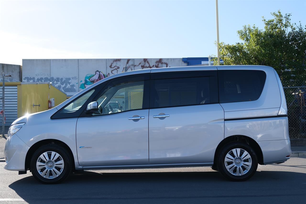 image-4, 2014 Nissan Serena 20XV-S Hybrid 8-Seater 'Facelif at Christchurch