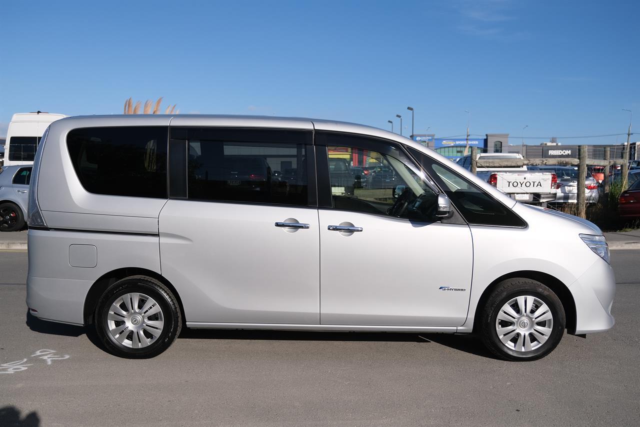 image-8, 2014 Nissan Serena 20XV-S Hybrid 8-Seater 'Facelif at Christchurch