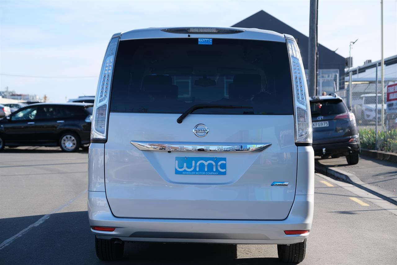 image-6, 2014 Nissan Serena 20XV-S Hybrid 8-Seater 'Facelif at Christchurch
