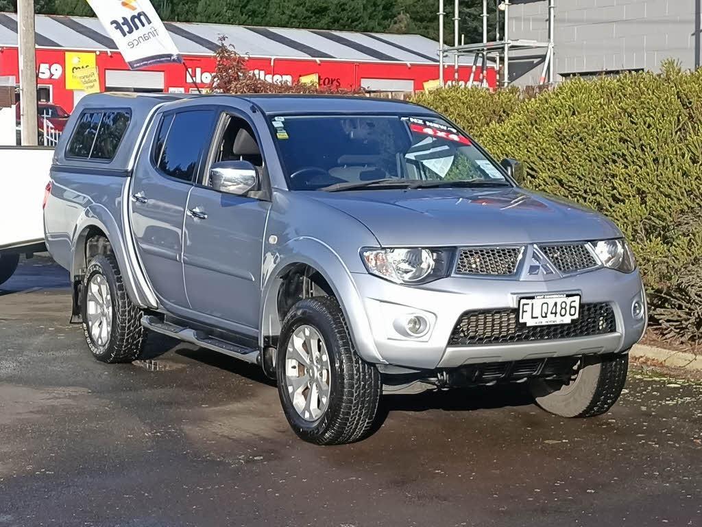 image-4, 2010 Mitsubishi Triton 4WD 2.5D D/cab GLS M D/CAB  at Dunedin