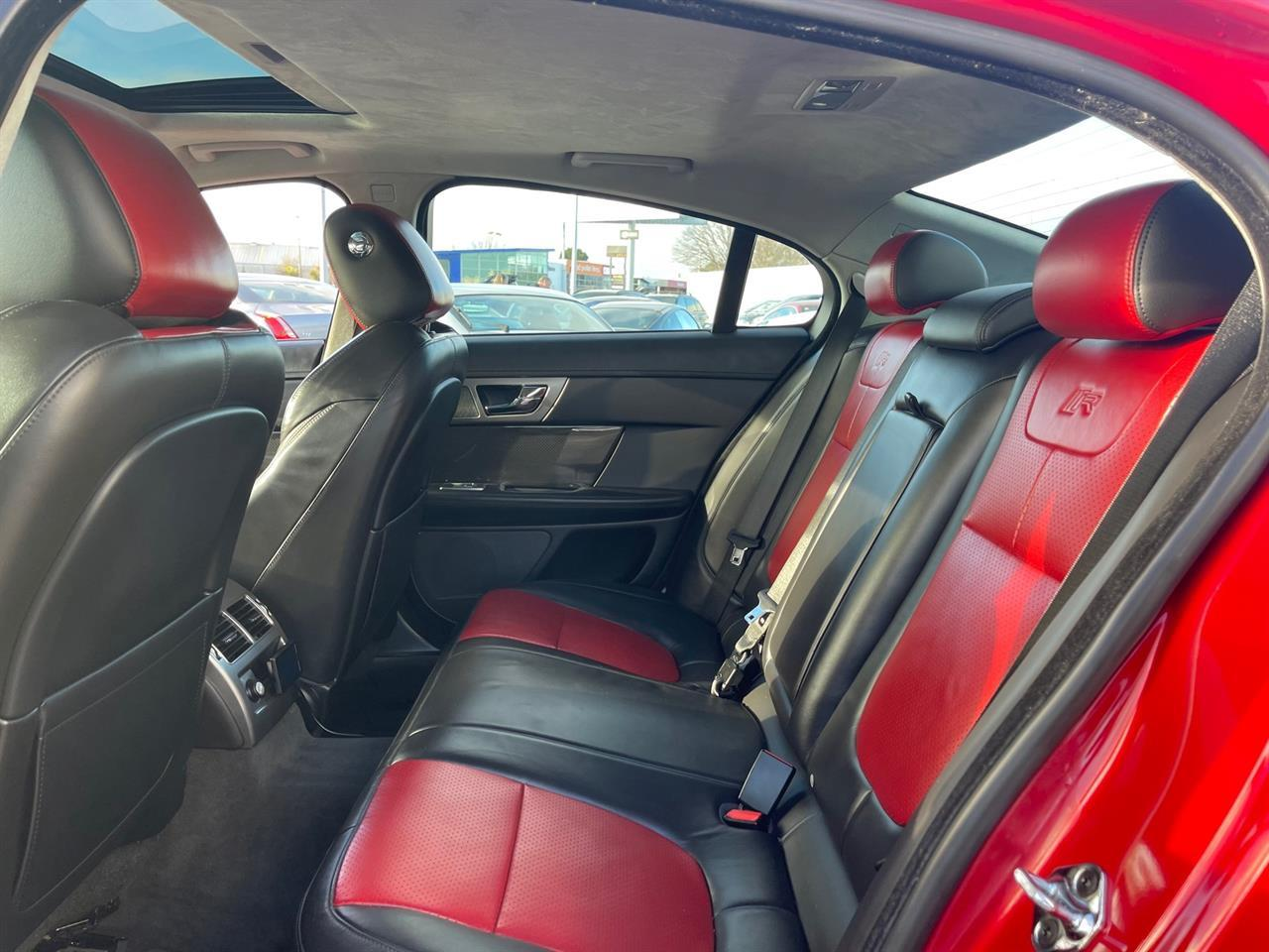 image-6, 2012 Jaguar XFR 5.0 V8 Supercharged Facelift at Christchurch