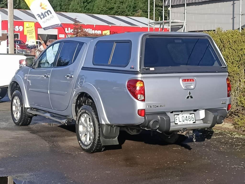 image-3, 2010 Mitsubishi Triton 4WD 2.5D D/cab GLS M D/CAB  at Dunedin