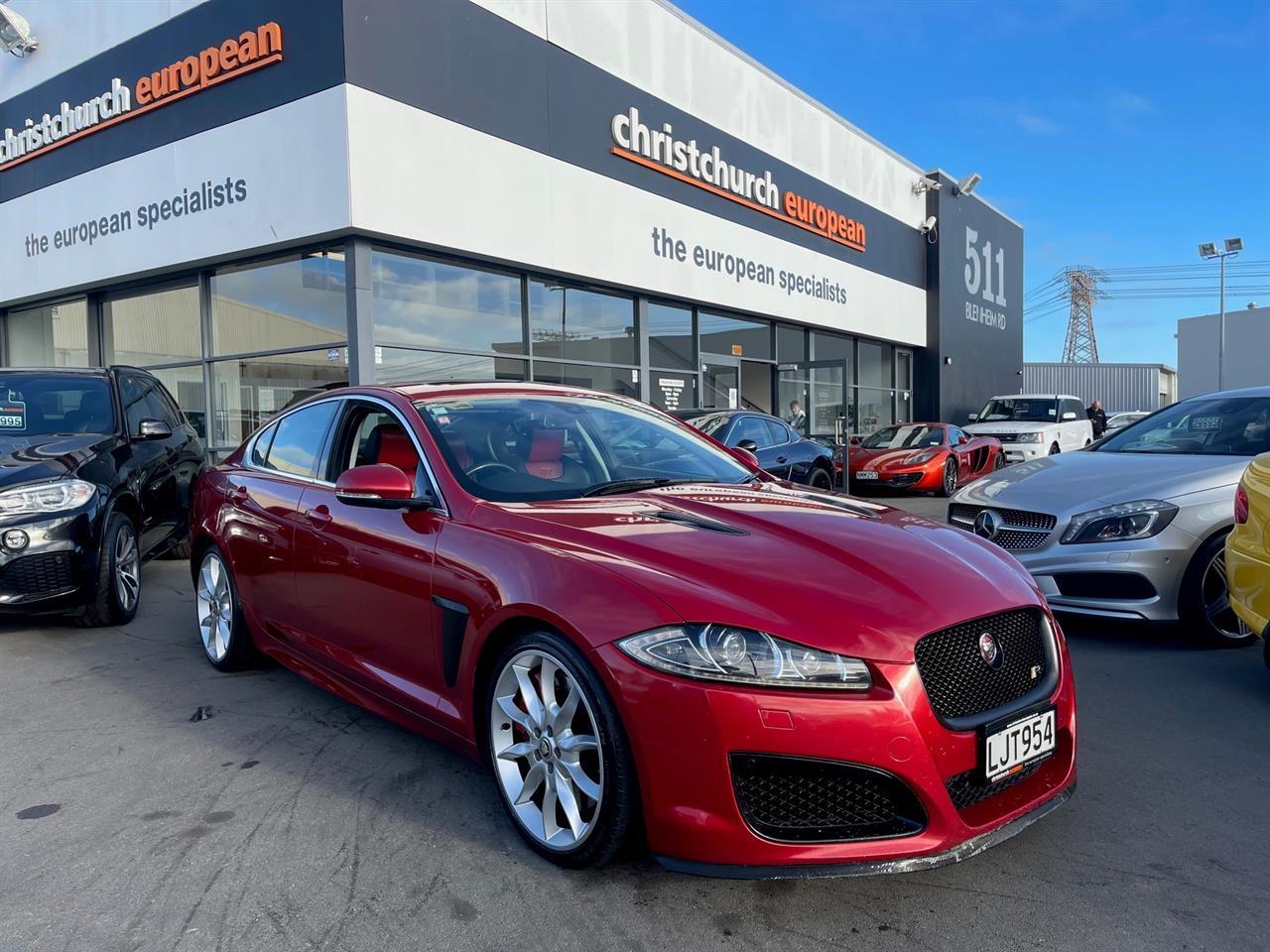 image-0, 2012 Jaguar XFR 5.0 V8 Supercharged Facelift at Christchurch