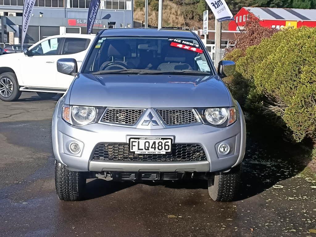 image-5, 2010 Mitsubishi Triton 4WD 2.5D D/cab GLS M D/CAB  at Dunedin