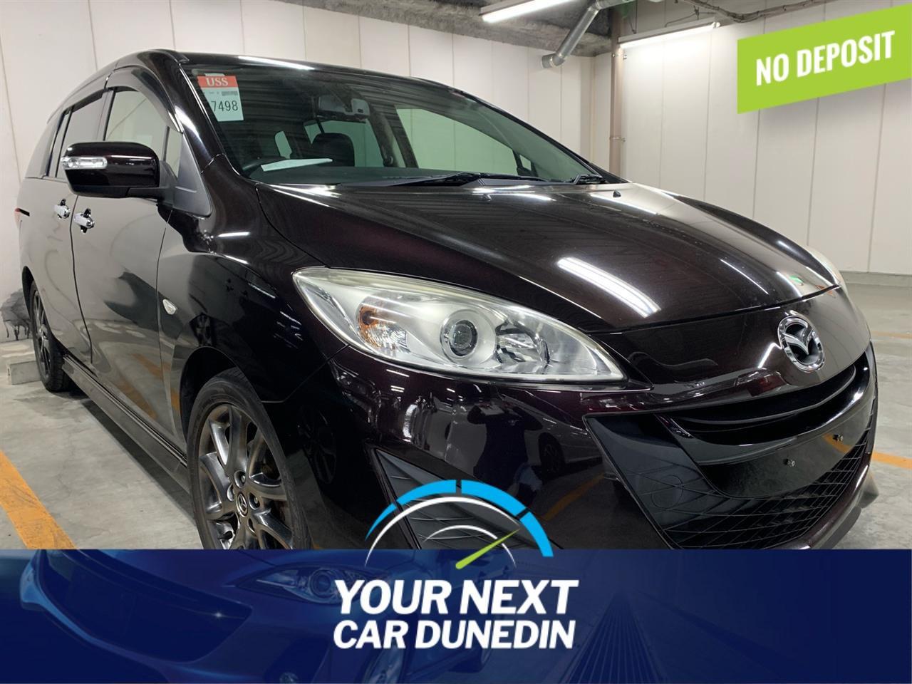image-0, 2013 Mazda Premacy Part Leather No Deposit Finance at Dunedin