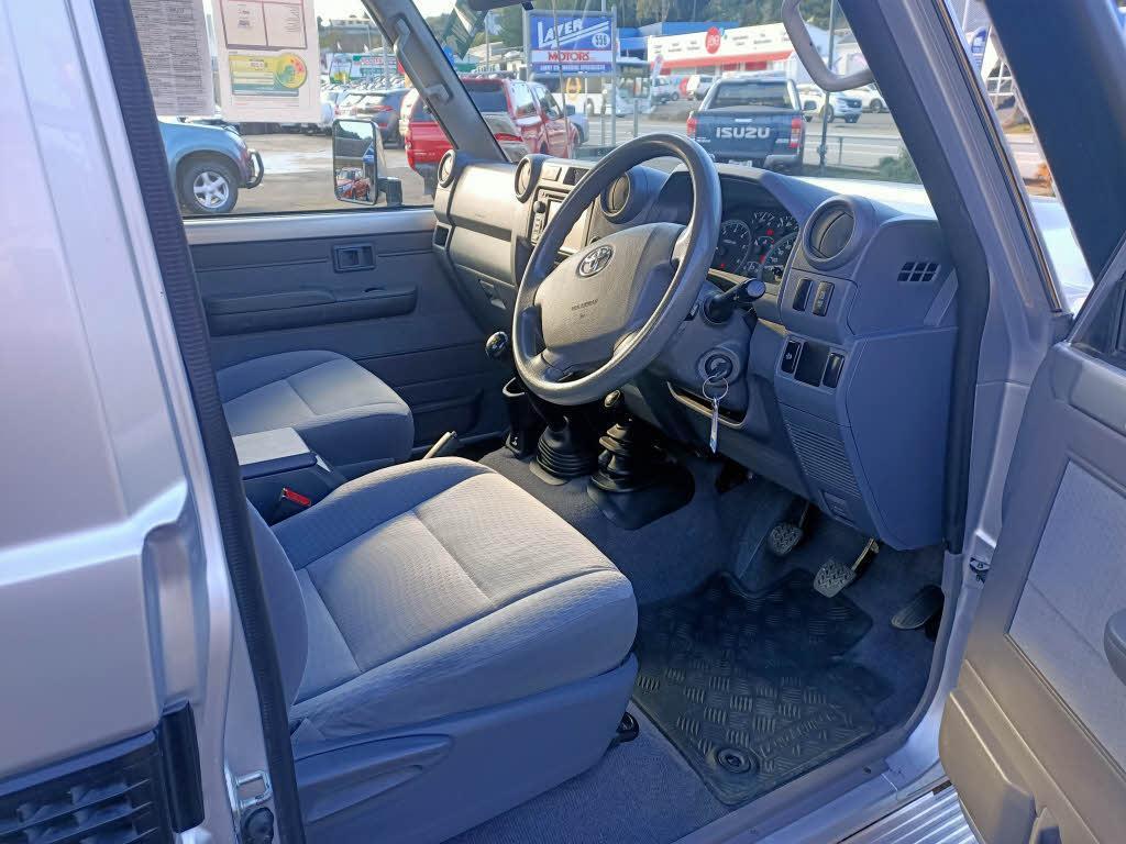 image-7, 2017 Toyota Landcruiser LX 4.5DT/4WD/5MT LX at Dunedin