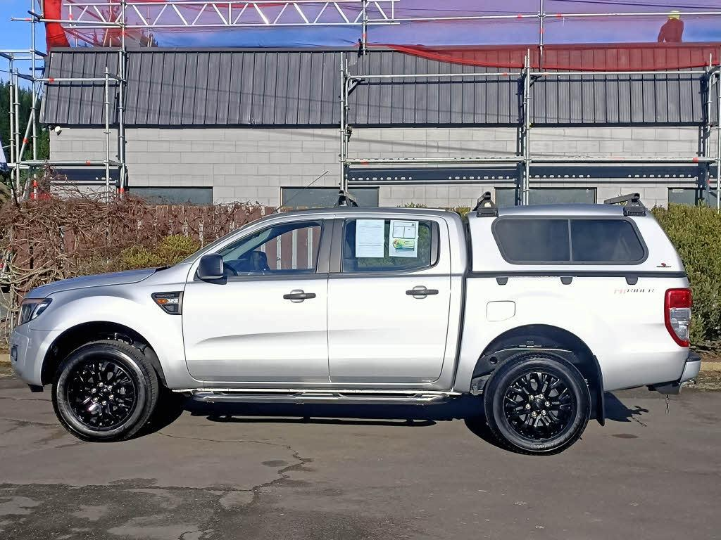 image-1, 2012 Ford Ranger 3.2TD XL DC W/S 4X2 TD XL DC W/S at Dunedin