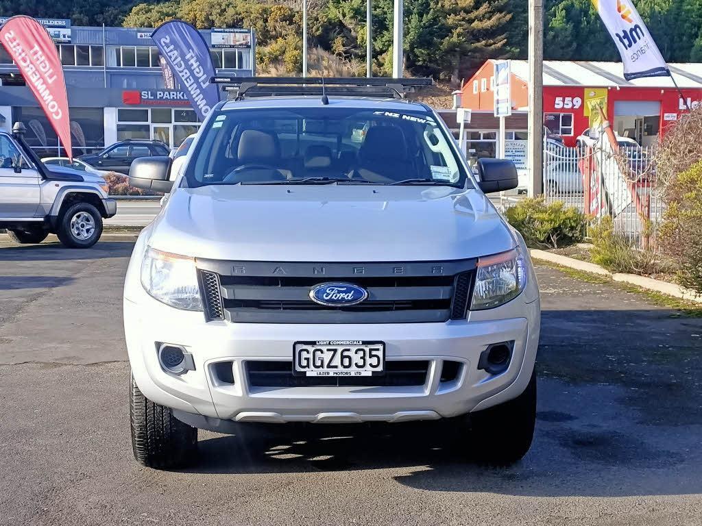 image-5, 2012 Ford Ranger 3.2TD XL DC W/S 4X2 TD XL DC W/S at Dunedin