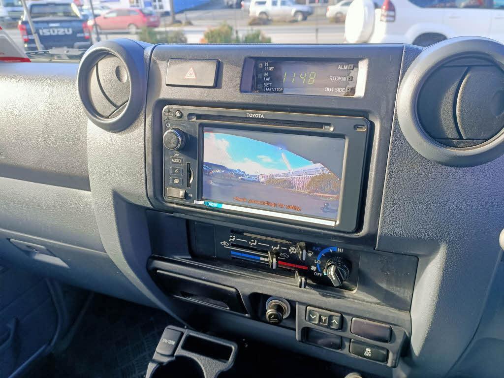 image-8, 2017 Toyota Landcruiser LX 4.5DT/4WD/5MT LX at Dunedin