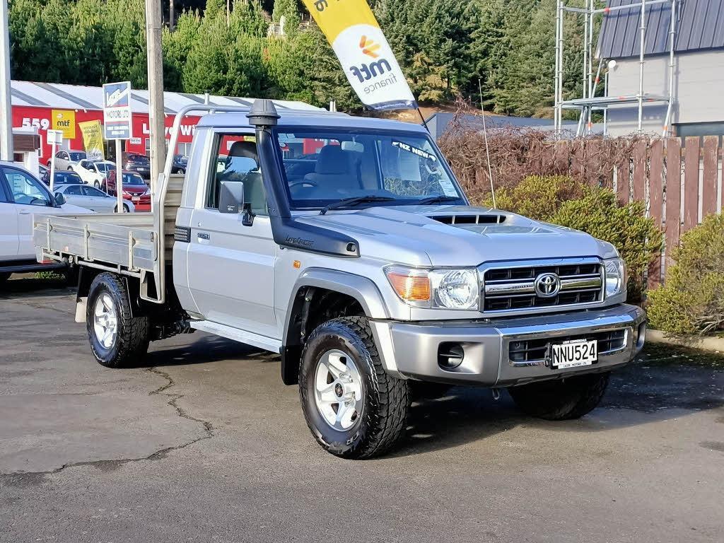 image-5, 2017 Toyota Landcruiser LX 4.5DT/4WD/5MT LX at Dunedin