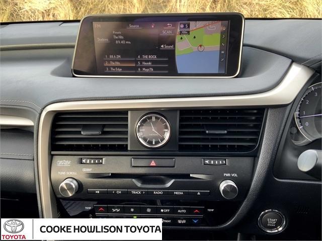 image-10, 2017 Lexus RX 350 LIMITED 4WD 3.5P at Dunedin