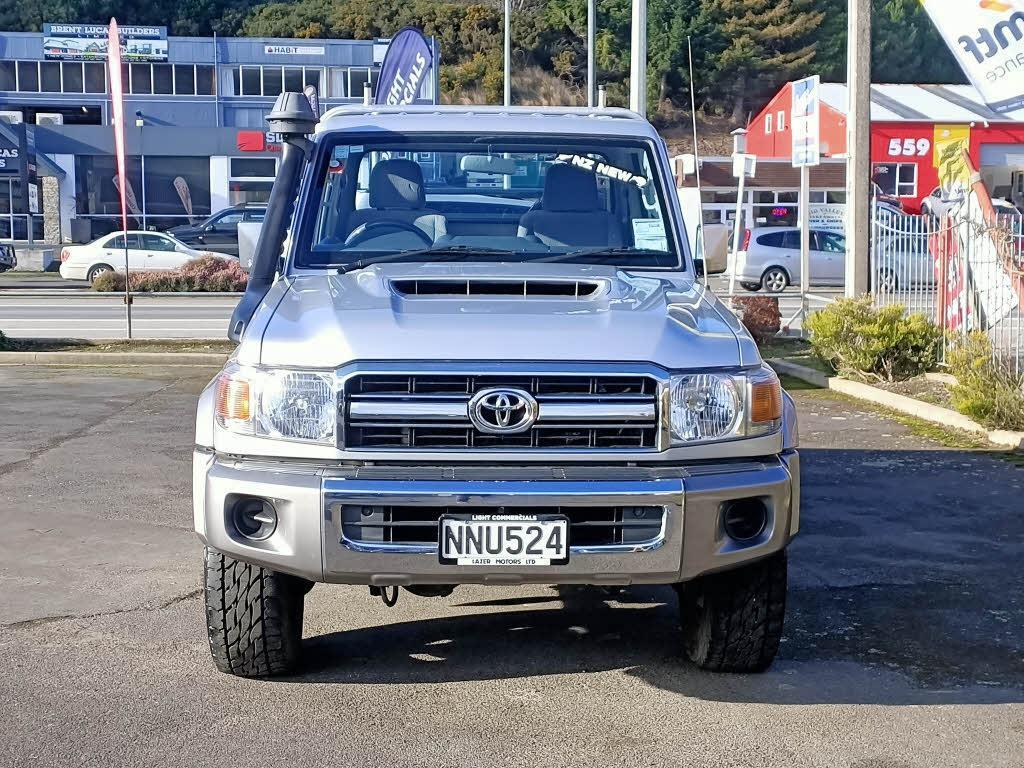 image-6, 2017 Toyota Landcruiser LX 4.5DT/4WD/5MT LX at Dunedin