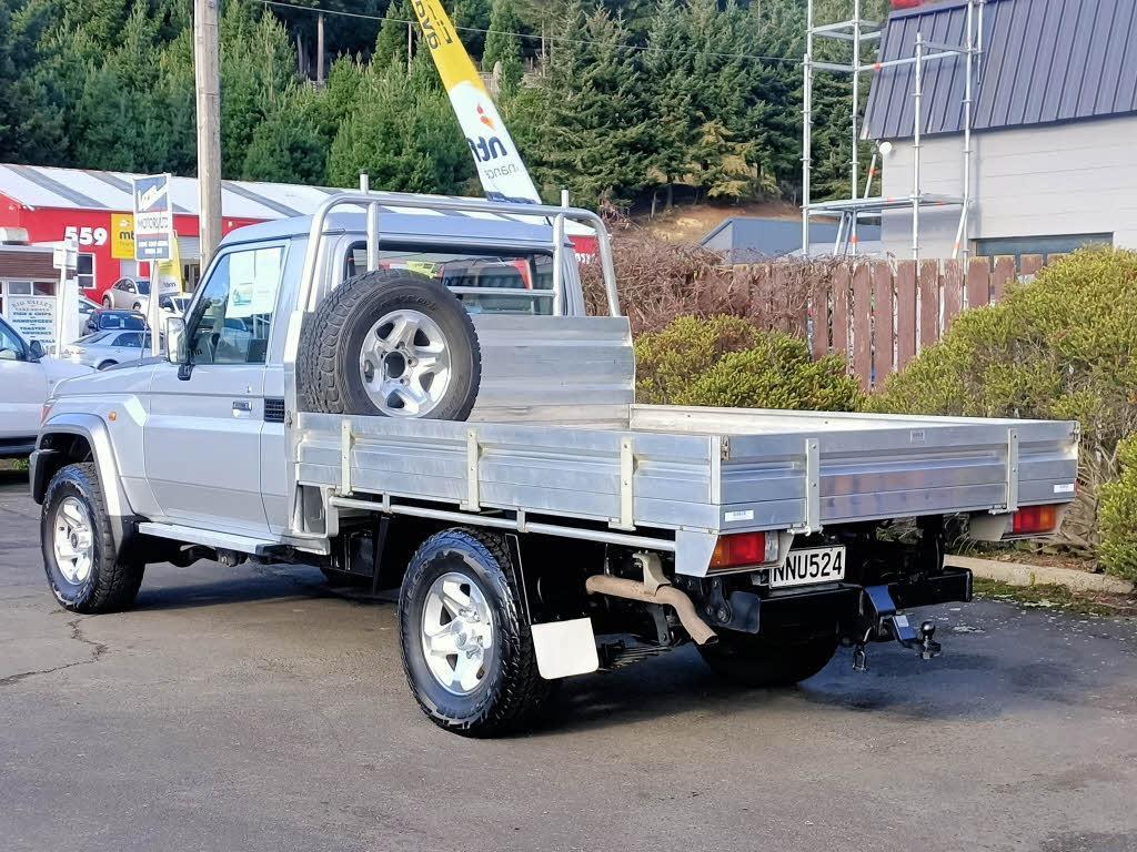 image-2, 2017 Toyota Landcruiser LX 4.5DT/4WD/5MT LX at Dunedin