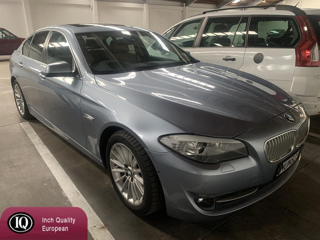image-0, 2012 BMW Activehybrid 5 at Christchurch