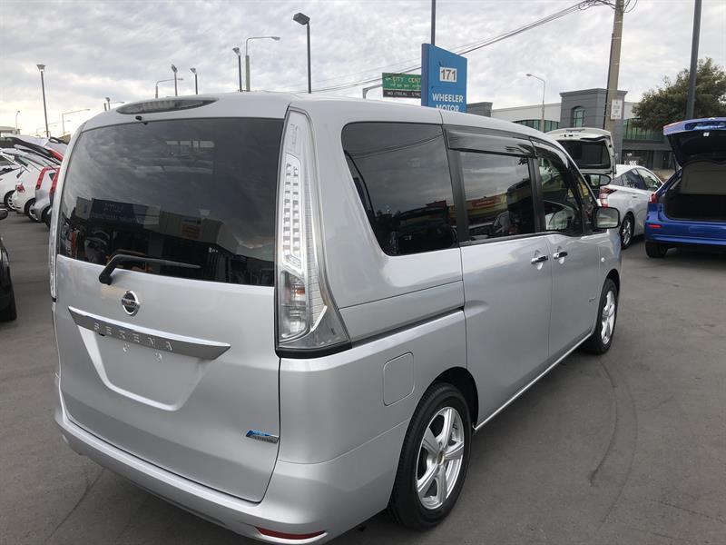 image-7, 2012 Nissan Serena S-HV Hybrid 8-Seater at Christchurch