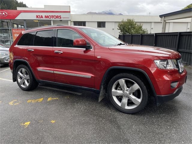 image-1, 2011 Jeep Grand Cherokee 3.0D Overland at Central Otago