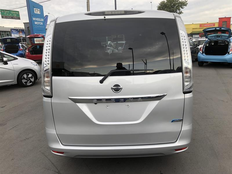 image-6, 2012 Nissan Serena S-HV Hybrid 8-Seater at Christchurch