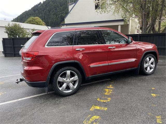 image-2, 2011 Jeep Grand Cherokee 3.0D Overland at Central Otago