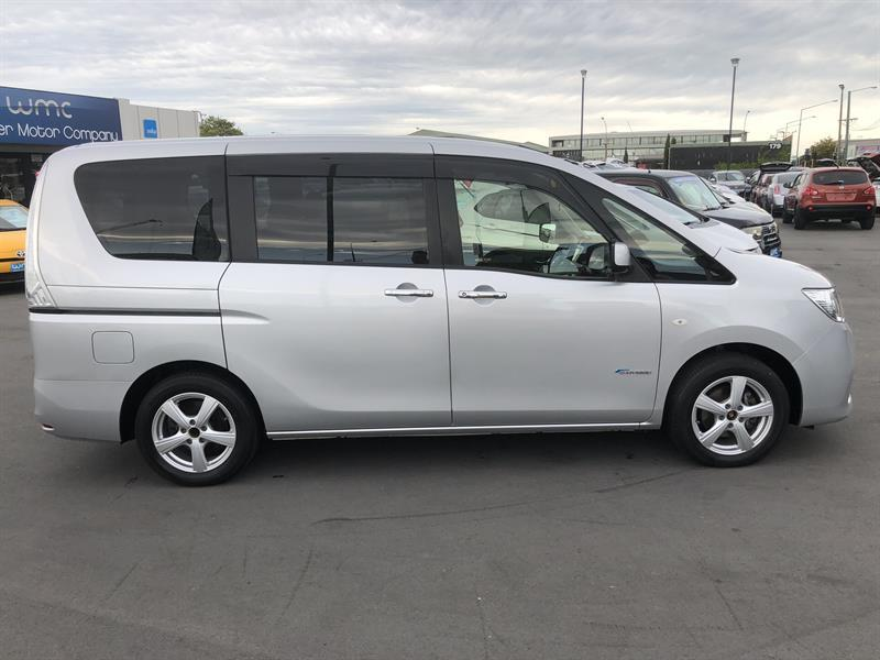 image-8, 2012 Nissan Serena S-HV Hybrid 8-Seater at Christchurch
