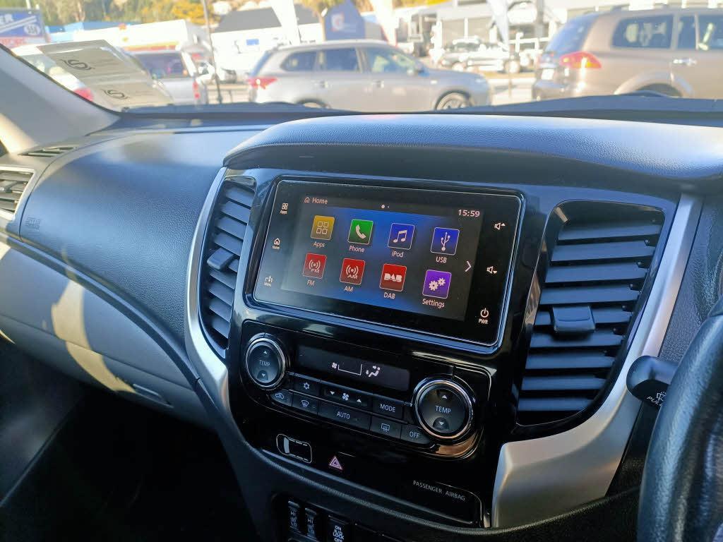 image-6, 2017 Mitsubishi Triton D/cab VRX 2.4D/4WD at Dunedin