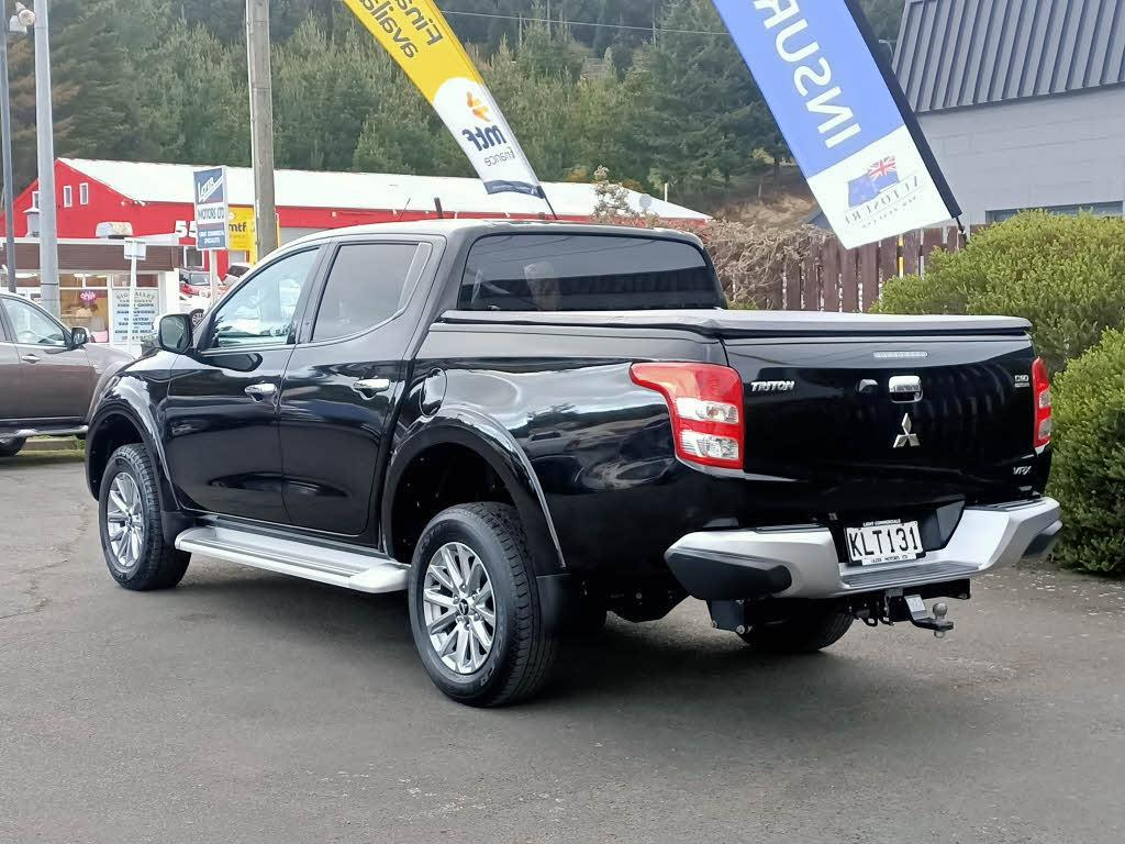 image-2, 2017 Mitsubishi Triton D/cab VRX 2.4D/4WD at Dunedin