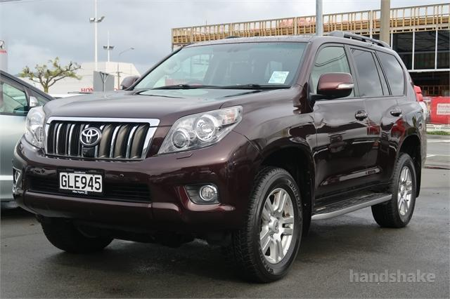 ... Image 2, 2012 Toyota Land Cruiser Prado VX 3.0 Auto Turbo D At  Christchurch ...
