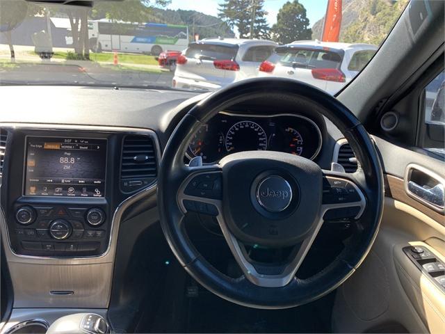 image-16, 2015 Jeep Grand Cherokee Laredo 3.0D 4WD 8A at Central Otago