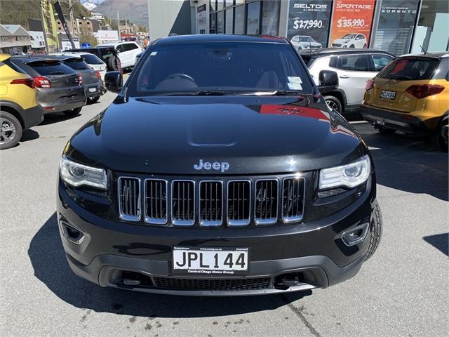 image-8, 2015 Jeep Grand Cherokee Laredo 3.0D 4WD 8A at Central Otago