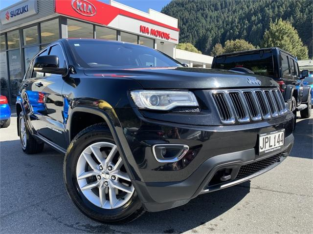 image-6, 2015 Jeep Grand Cherokee Laredo 3.0D 4WD 8A at Central Otago