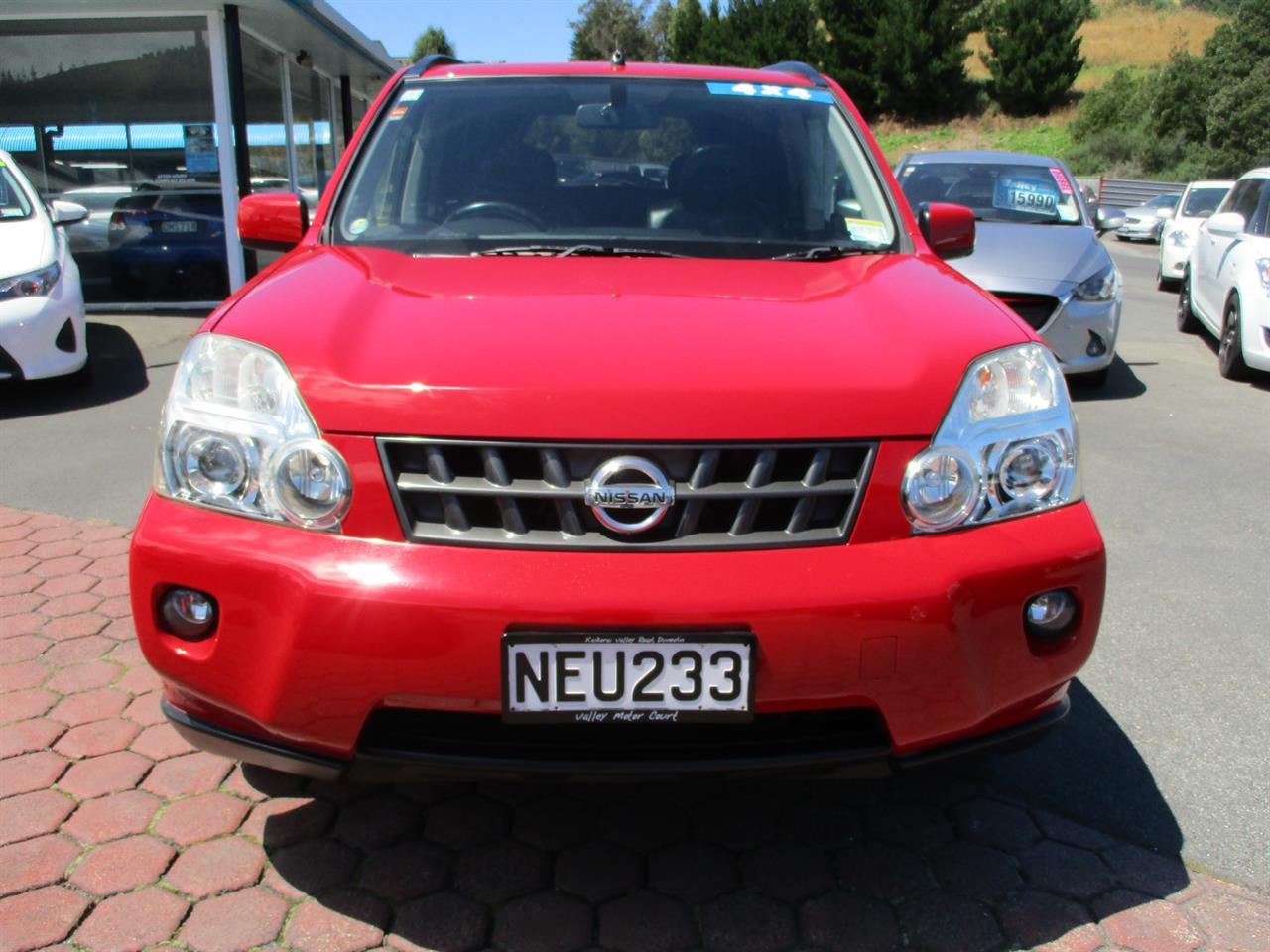 image-10, 2007 Nissan X-Trail 2.5 4x4 at Dunedin