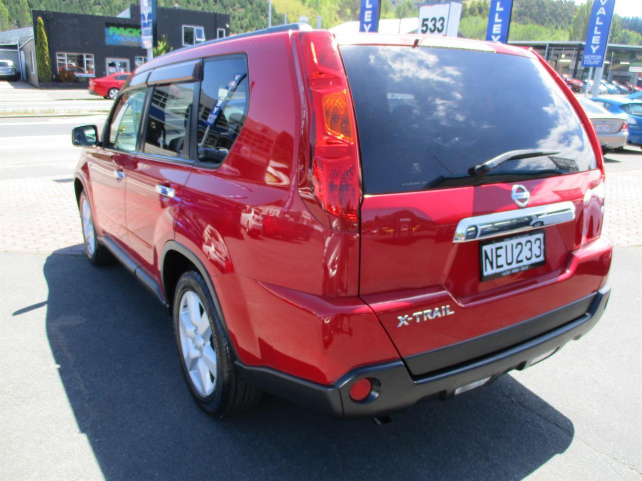 image-6, 2007 Nissan X-Trail 2.5 4x4 at Dunedin