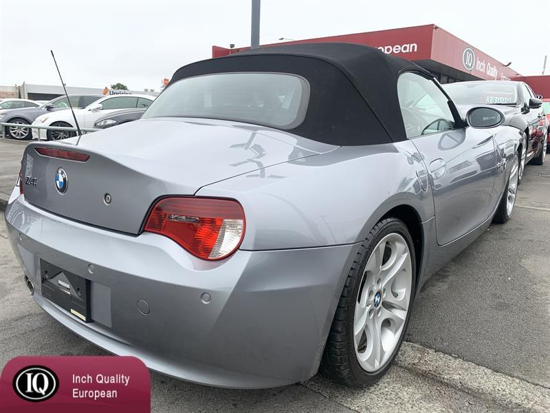 image-4, 2008 BMW Z4 Roadster 3.0SI at Christchurch