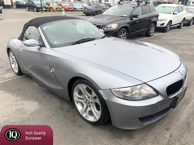 image-2, 2008 BMW Z4 Roadster 3.0SI at Christchurch