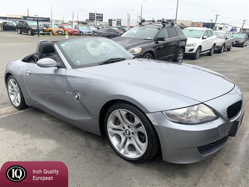 image-0, 2008 BMW Z4 Roadster 3.0SI at Christchurch