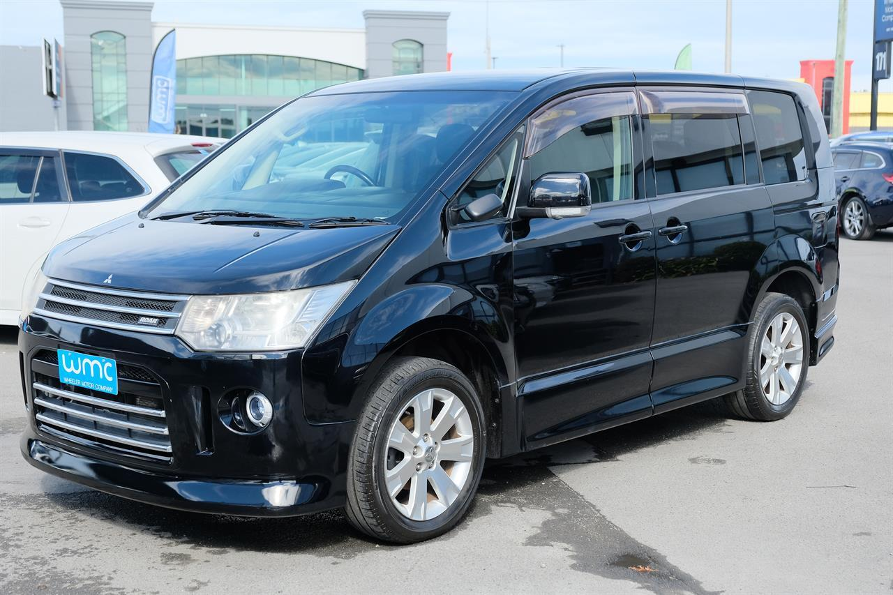 image-3, 2007 Mitsubishi Delica D5 4WD G-Power Package 8 Se at Christchurch