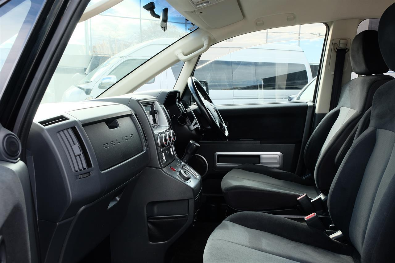 image-11, 2007 Mitsubishi Delica D5 4WD G-Power Package 8 Se at Christchurch