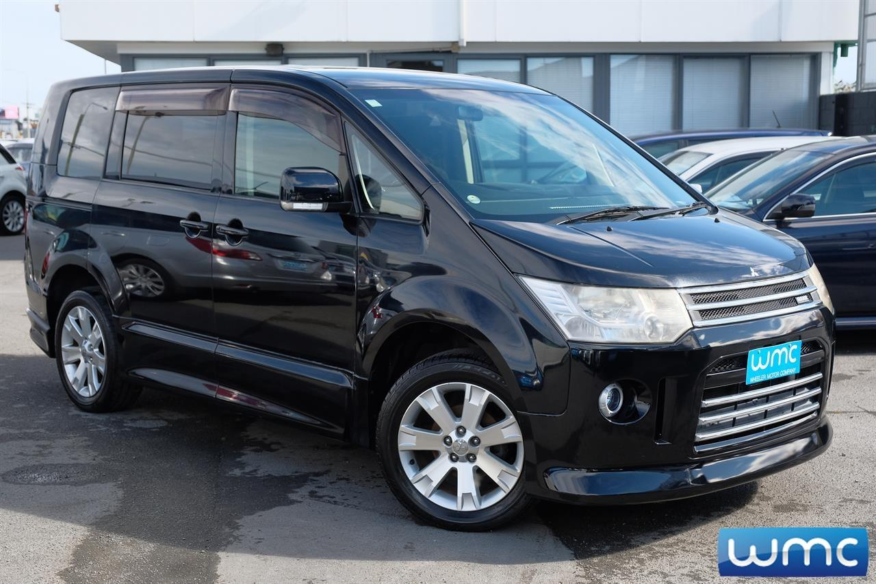 image-0, 2007 Mitsubishi Delica D5 4WD G-Power Package 8 Se at Christchurch