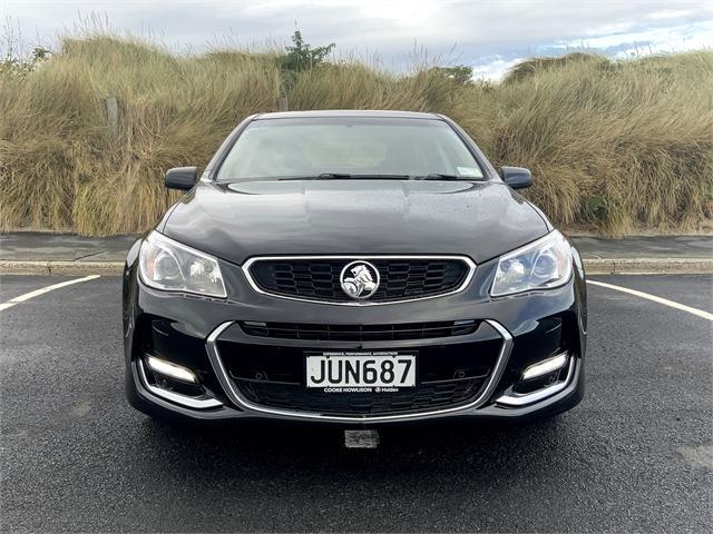 image-1, 2016 Holden SV6 Holden VF2 SV6 3.6 WAGON AUTO at Dunedin